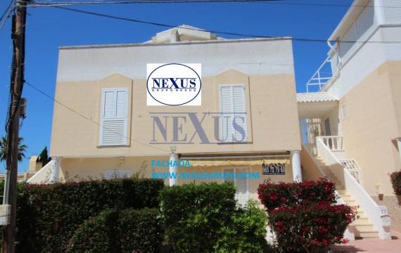 ​Real Estate Grupo Nexus, Sell Bungalow on Ground Floor, Mediterranean Portico Area