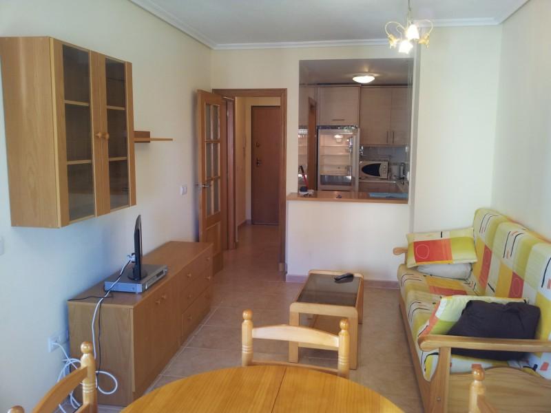 1 bedroom Apartament in Guardamar del Segura - Rentals in Nexus Grupo