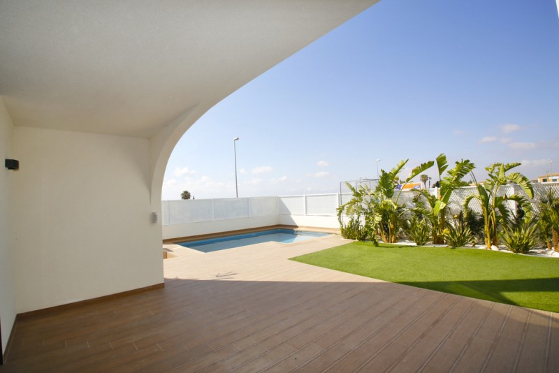 New construction villas !! in Nexus Grupo