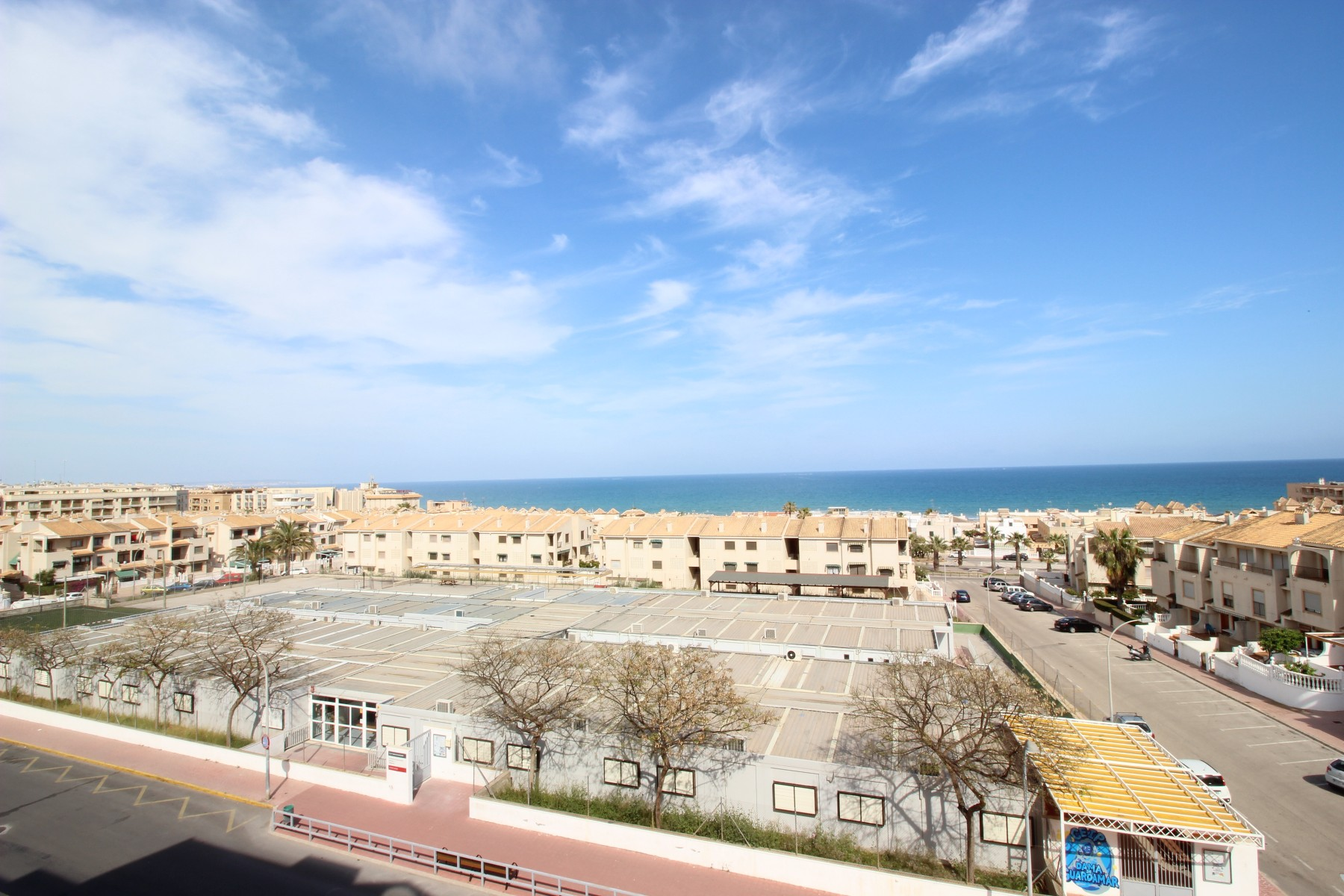 Sea views apartment! in Nexus Grupo