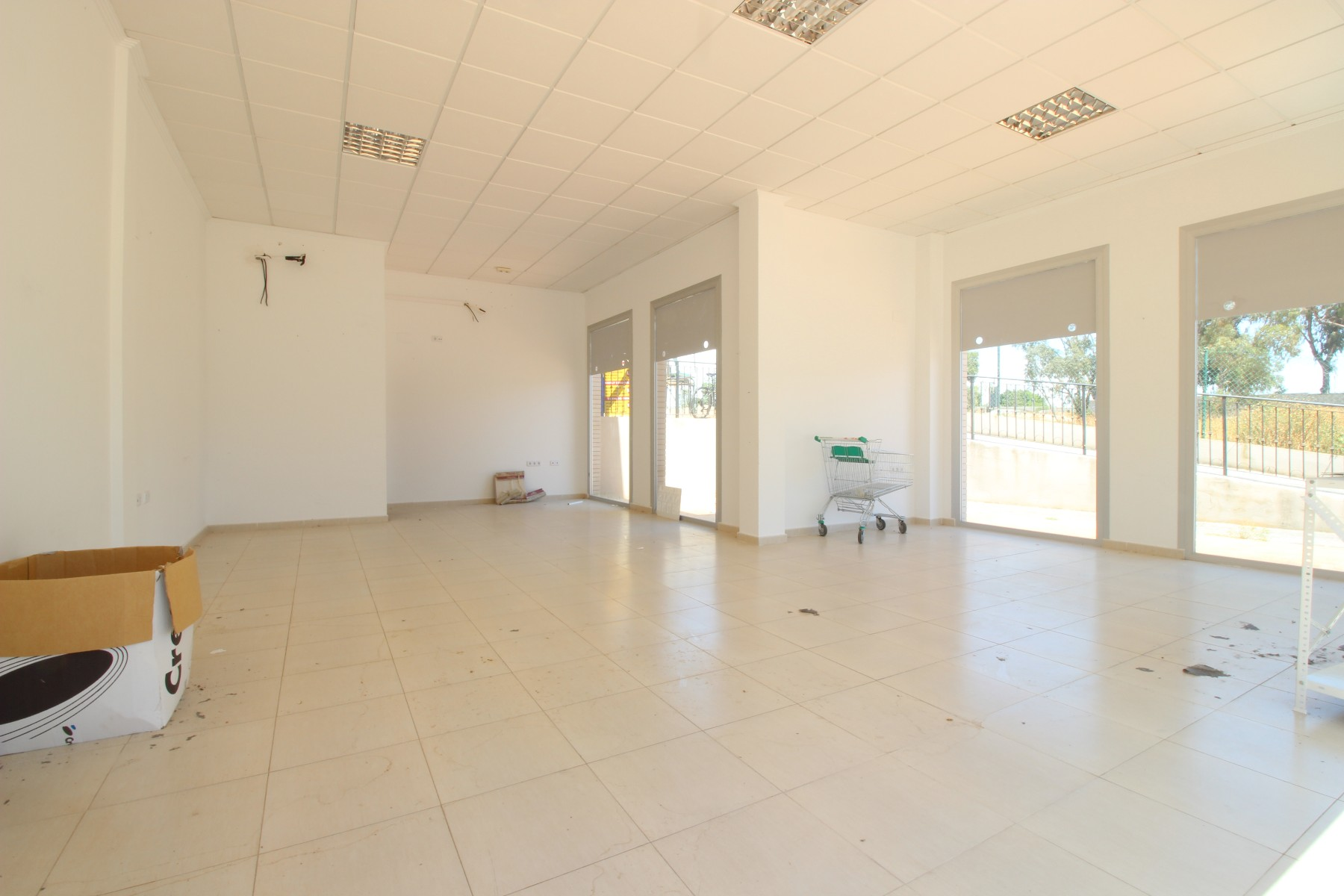 Premises for rent in El Raso in Nexus Grupo