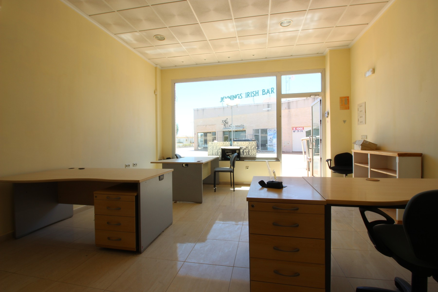 Premises for rent in El Raso in Nexus Grupo