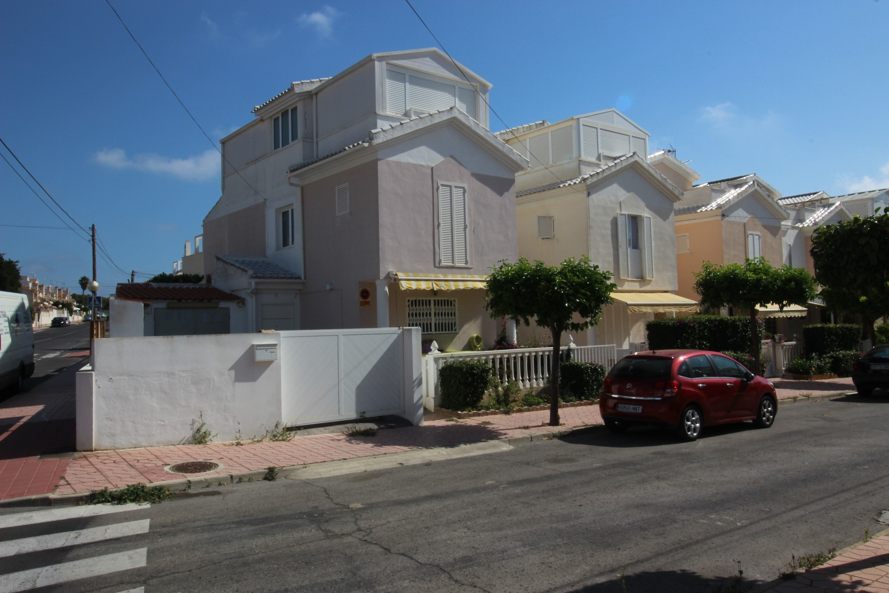 2 bedroom Terraced house in Zona Sur in Nexus Grupo