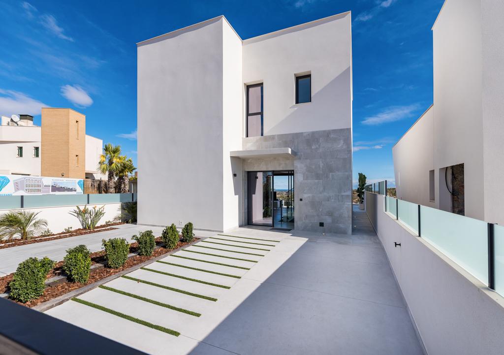 3 bedroom Luxury Villa in Ciudad Quesada in Nexus Grupo
