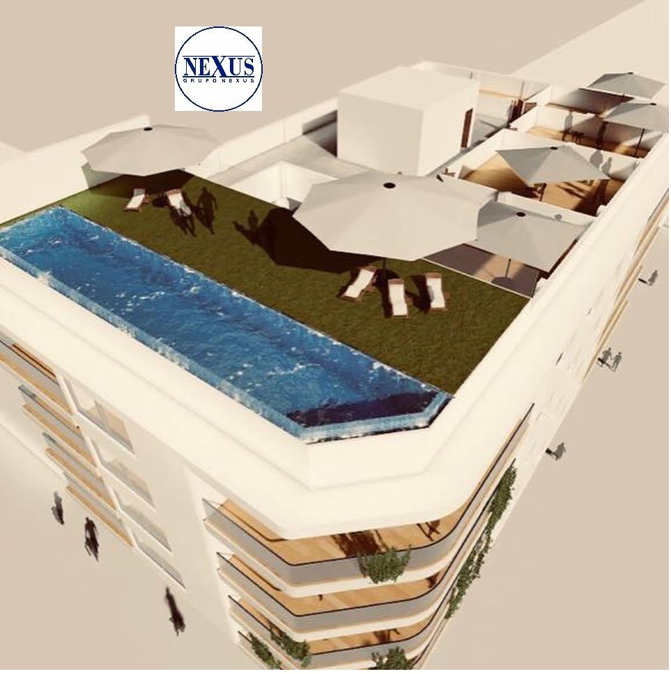 Inmobiliaria Grupo Nexus, Sells excellent promotion of new construction in the Center of Guardamar del Segura. in Nexus Grupo