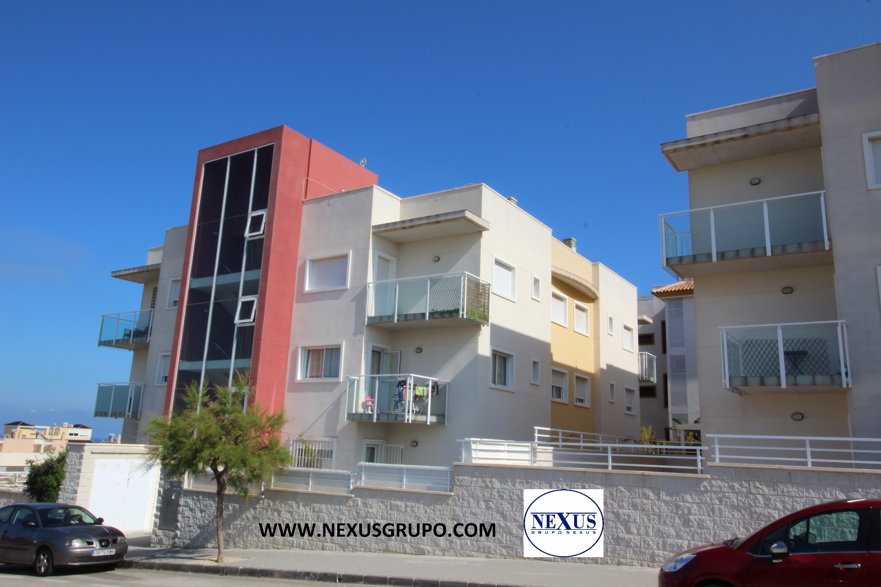 3 bedroom Apartment in Guardamar in Nexus Grupo