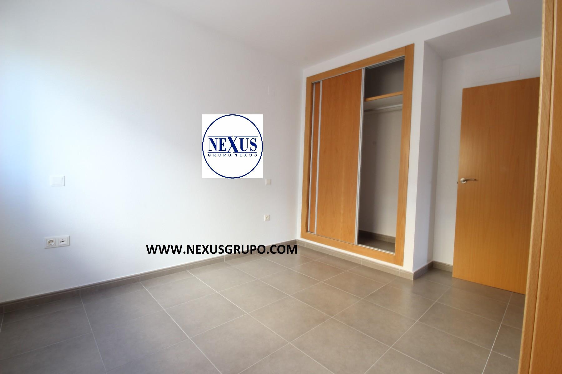 3 bedroom Apartment in Guardamar - New build in Nexus Grupo