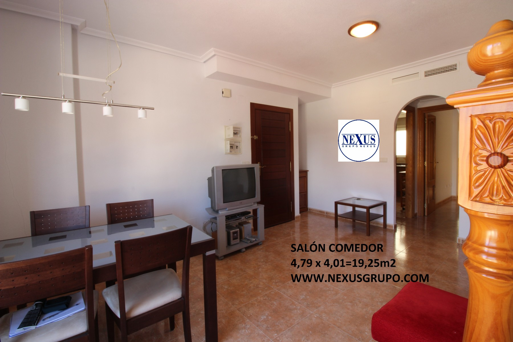 Nexus Group Real Estate Agency sells excellent duplex apartment. in Nexus Grupo