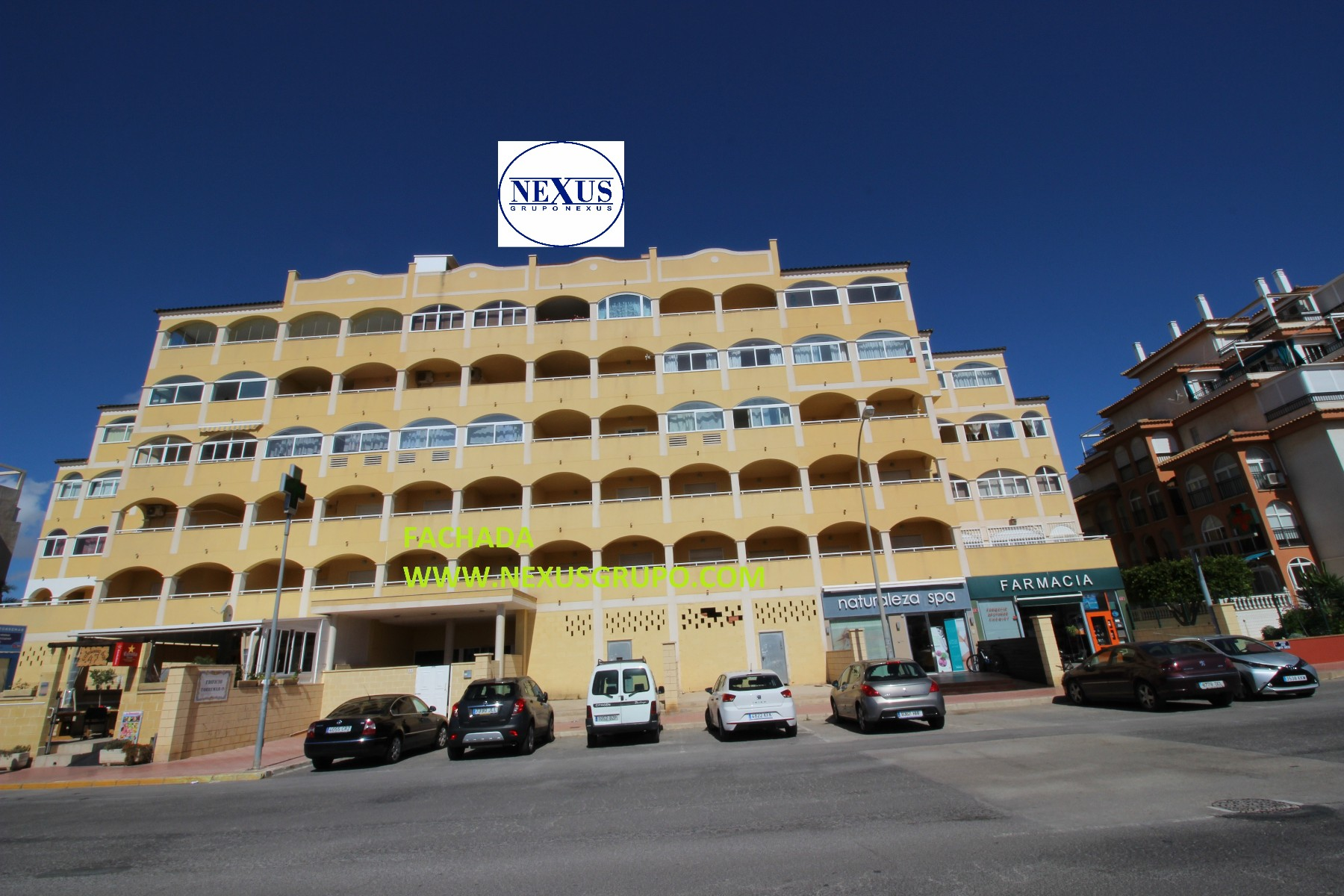 ​Inmobiliaria Grupo Nexus, Sells excellent brand new apartments in Nexus Grupo
