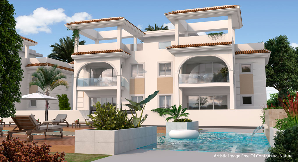 Residential Mediterranean style 2.5 km from the sea. Guaranteed quality of life! in Nexus Grupo