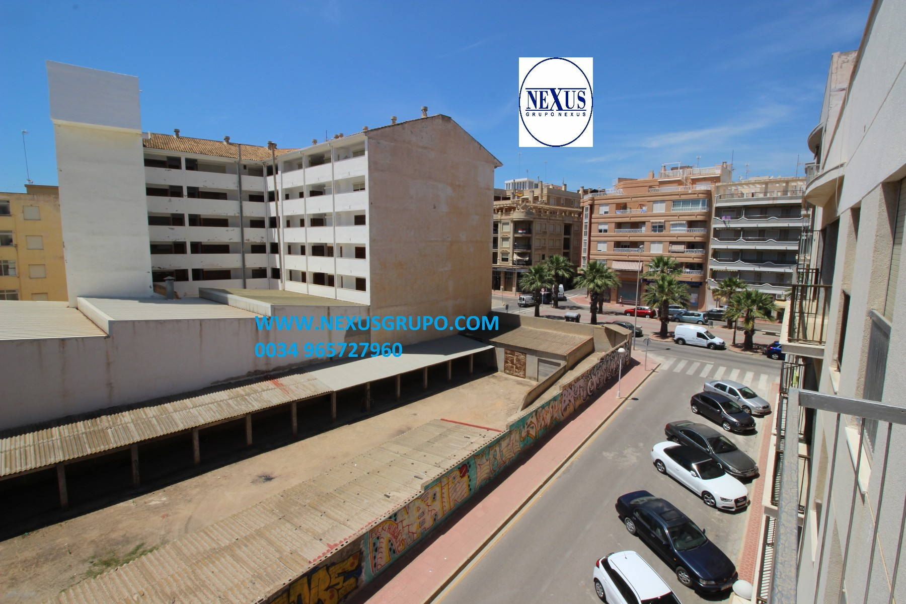 APARTMENT FOR RENT - COSTA BLANCA - GUARDAMAR DEL SEGURA in Nexus Grupo