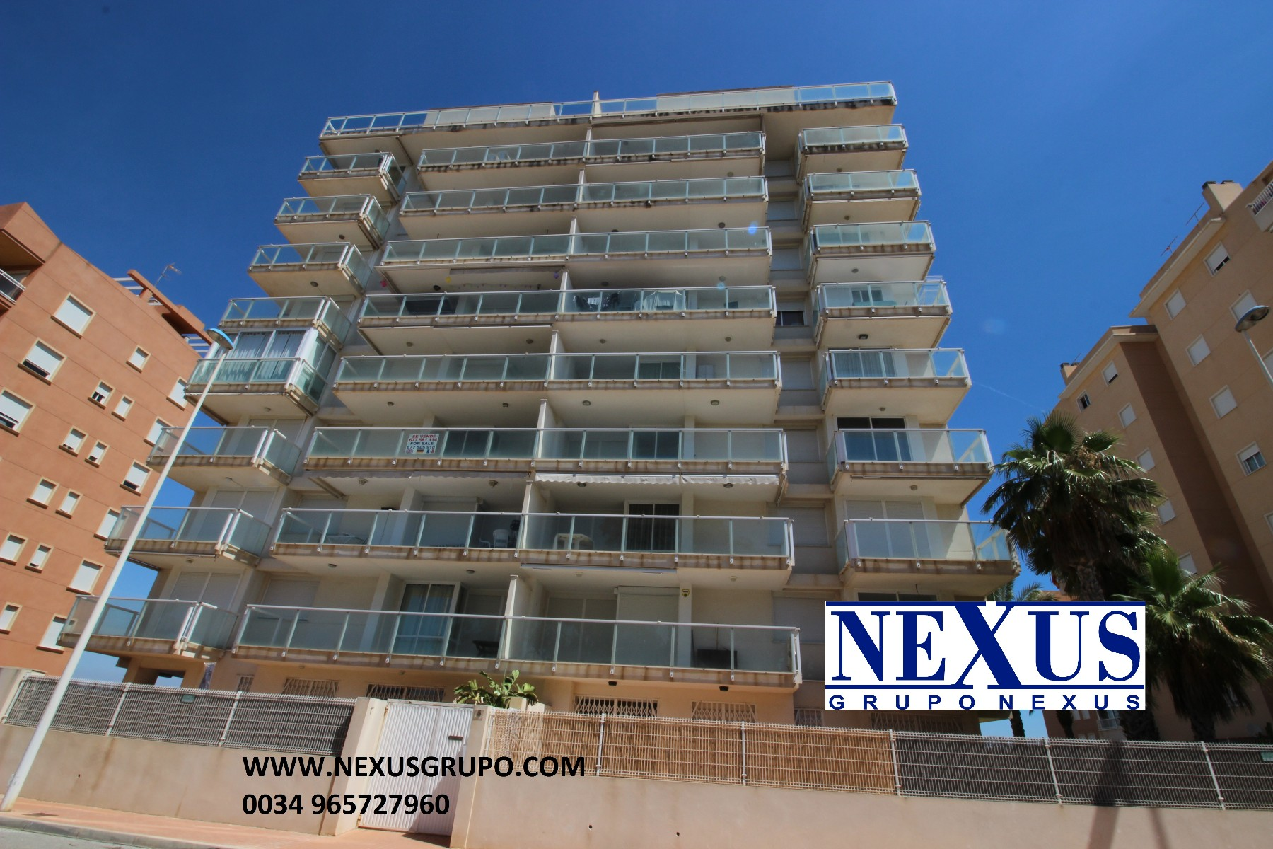 ​GRUPO NEXUS REAL ESTATE AGENCY RENTS EXCELLENT APARTMENT FOR LONG TERM. in Nexus Grupo