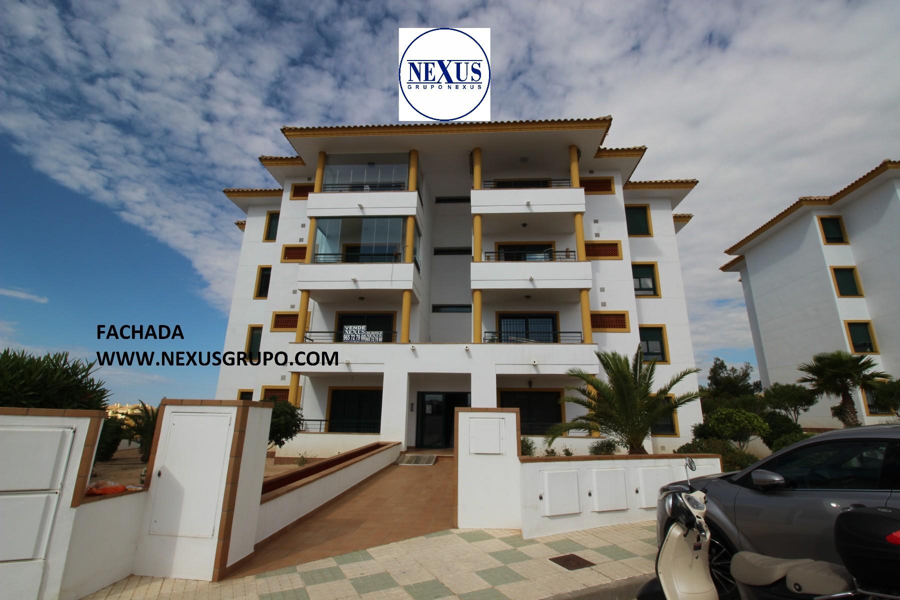 2 bedroom Apartament in Orihuela Costa in Nexus Grupo