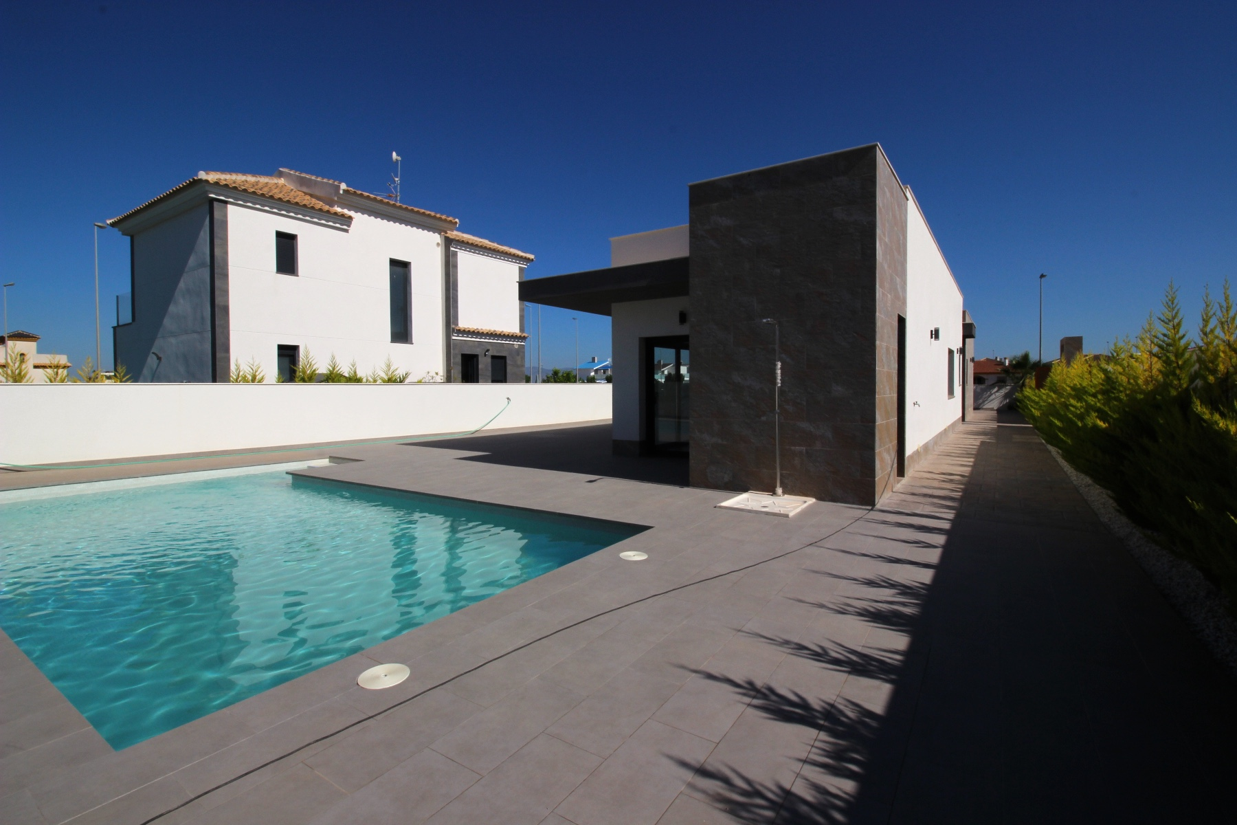 Detached house of new construction in South Costa Blanca in Nexus Grupo
