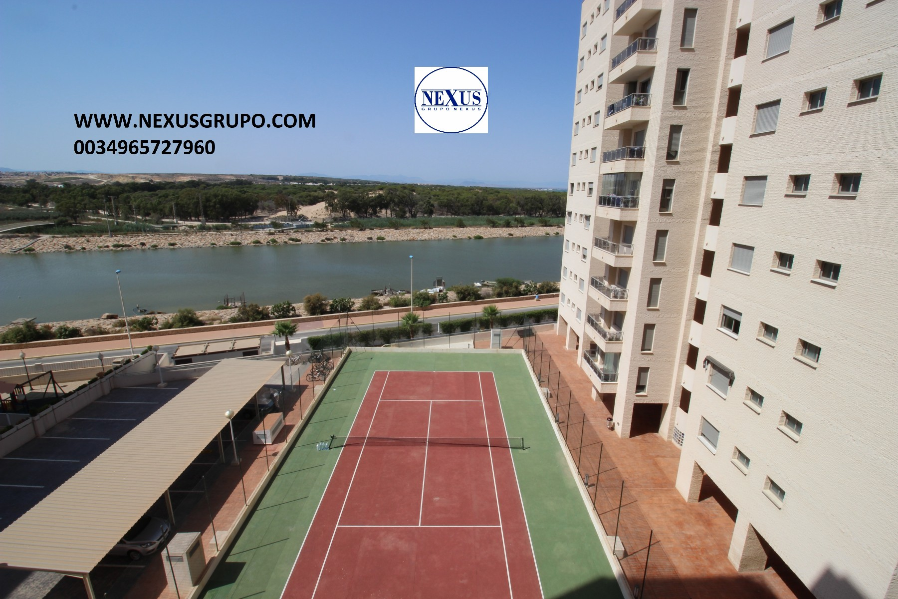 Inmobiliaria Grupo Nexus Rent apartment for the whole year, in front of Puerto Deportivo. in Nexus Grupo