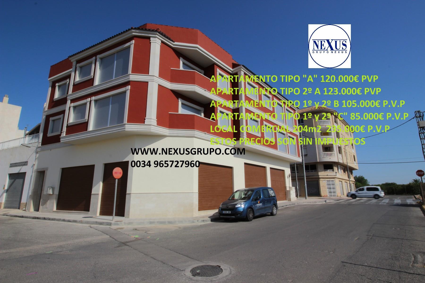 GRUPO NEXUS REAL STATE  sells six new construction apartments in Nexus Grupo