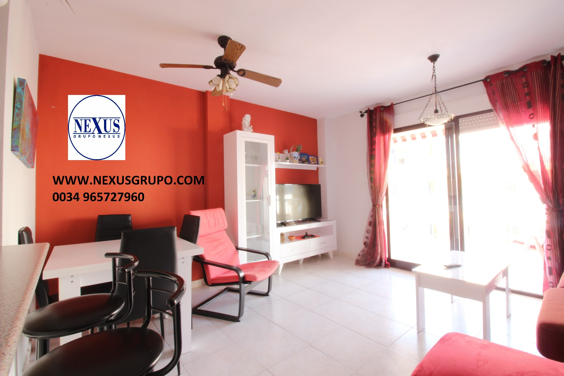 Lovely holidays apartment by the sea side in Nexus Grupo