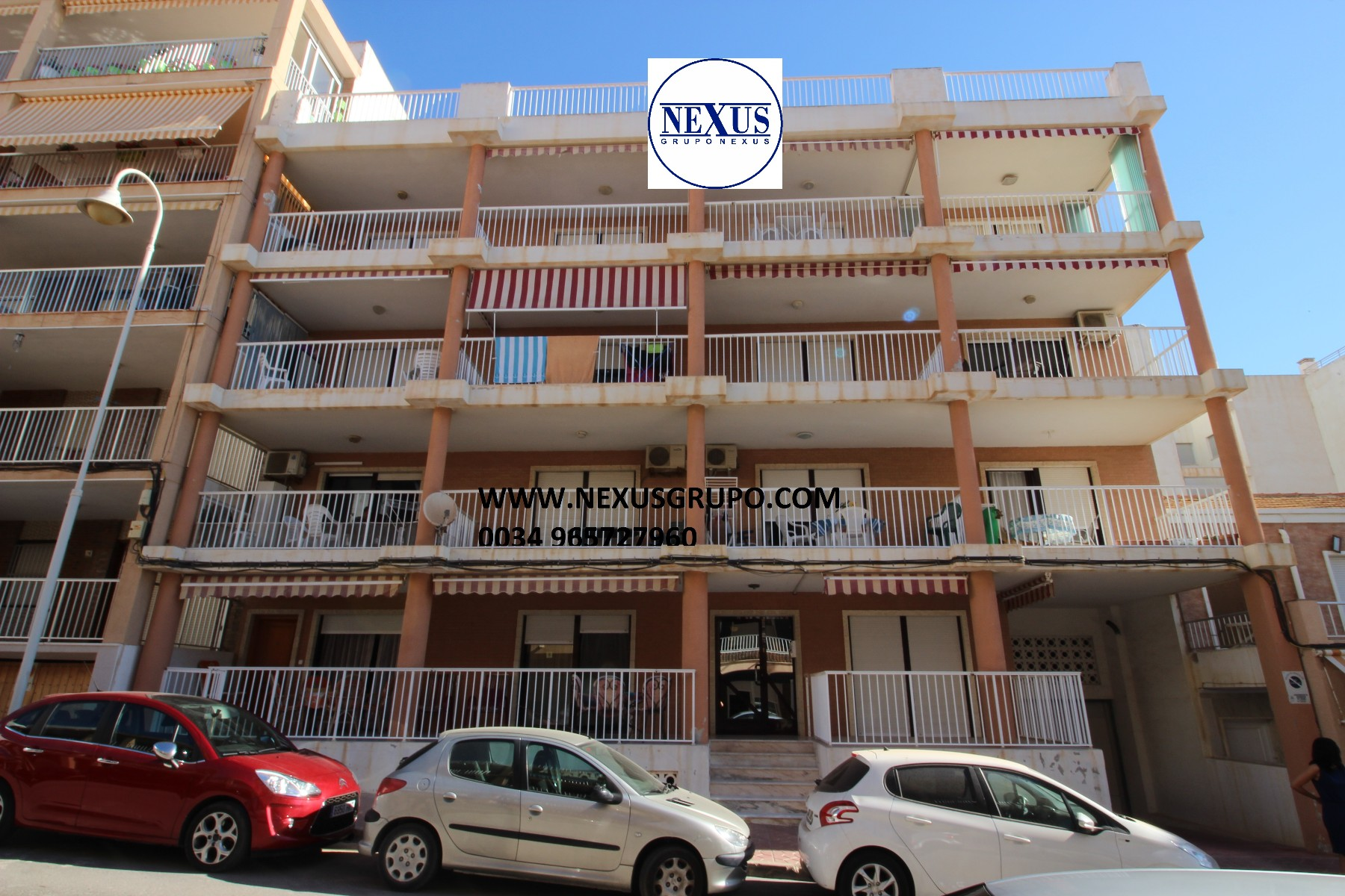 Apartamento en la playa!!! in Nexus Grupo