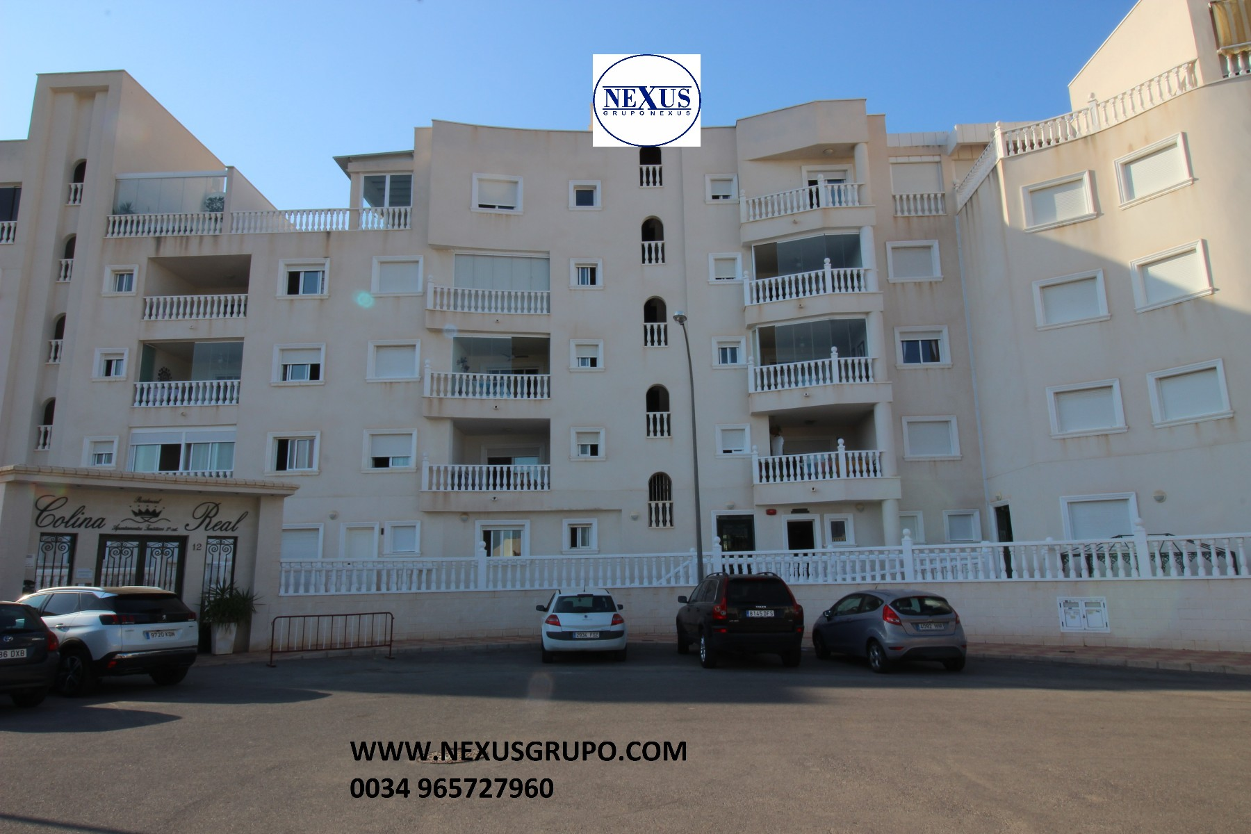 2 bedroom Apartment in Guardamar del Segura in Nexus Grupo