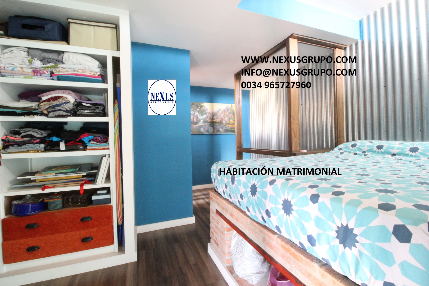 Inmobiliaria Grupo Nexus, Sells, Excellent semi-detached house in the Bañet de Almoradí in Nexus Grupo