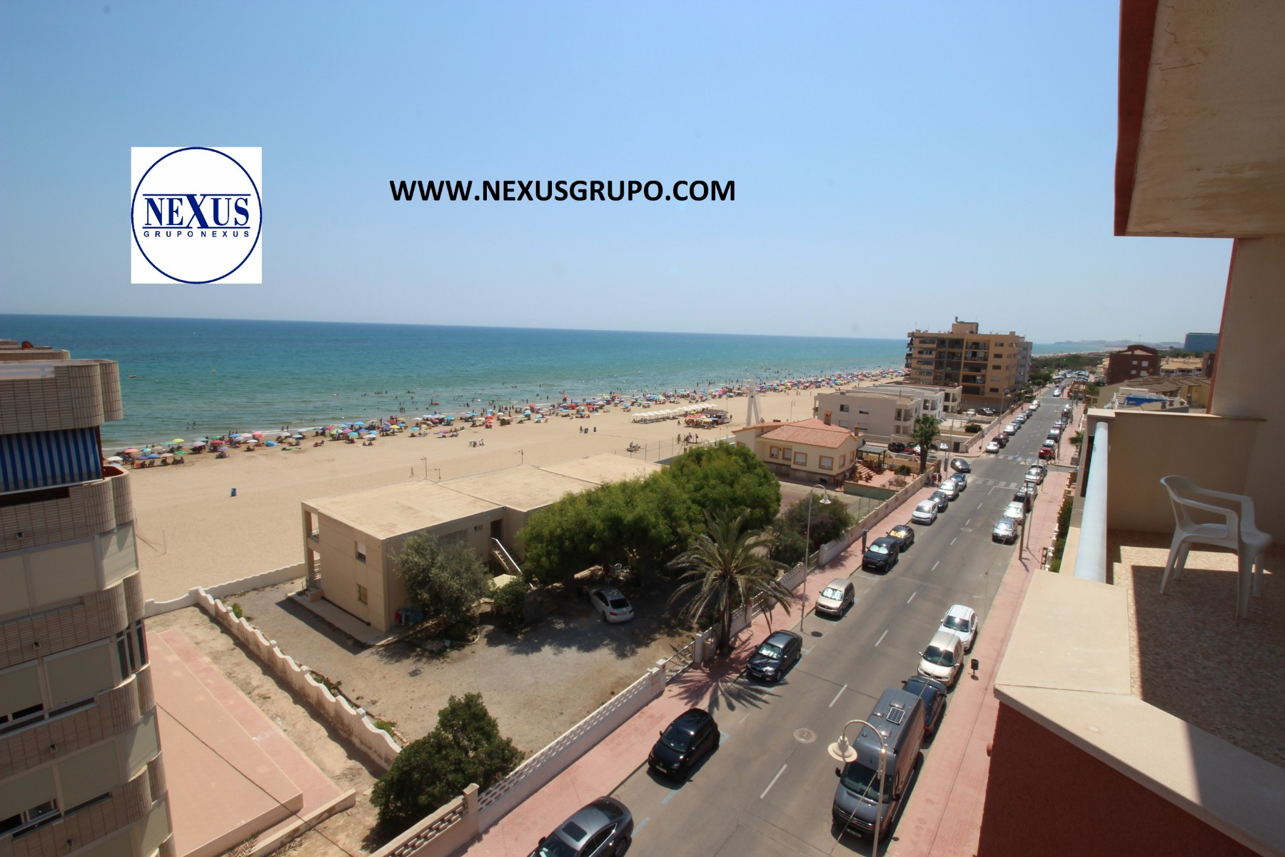 NEXUS GROUP REAL ESTATE SELLS AN EXCELLENT APARTMENT IN SEAFRONT in Nexus Grupo