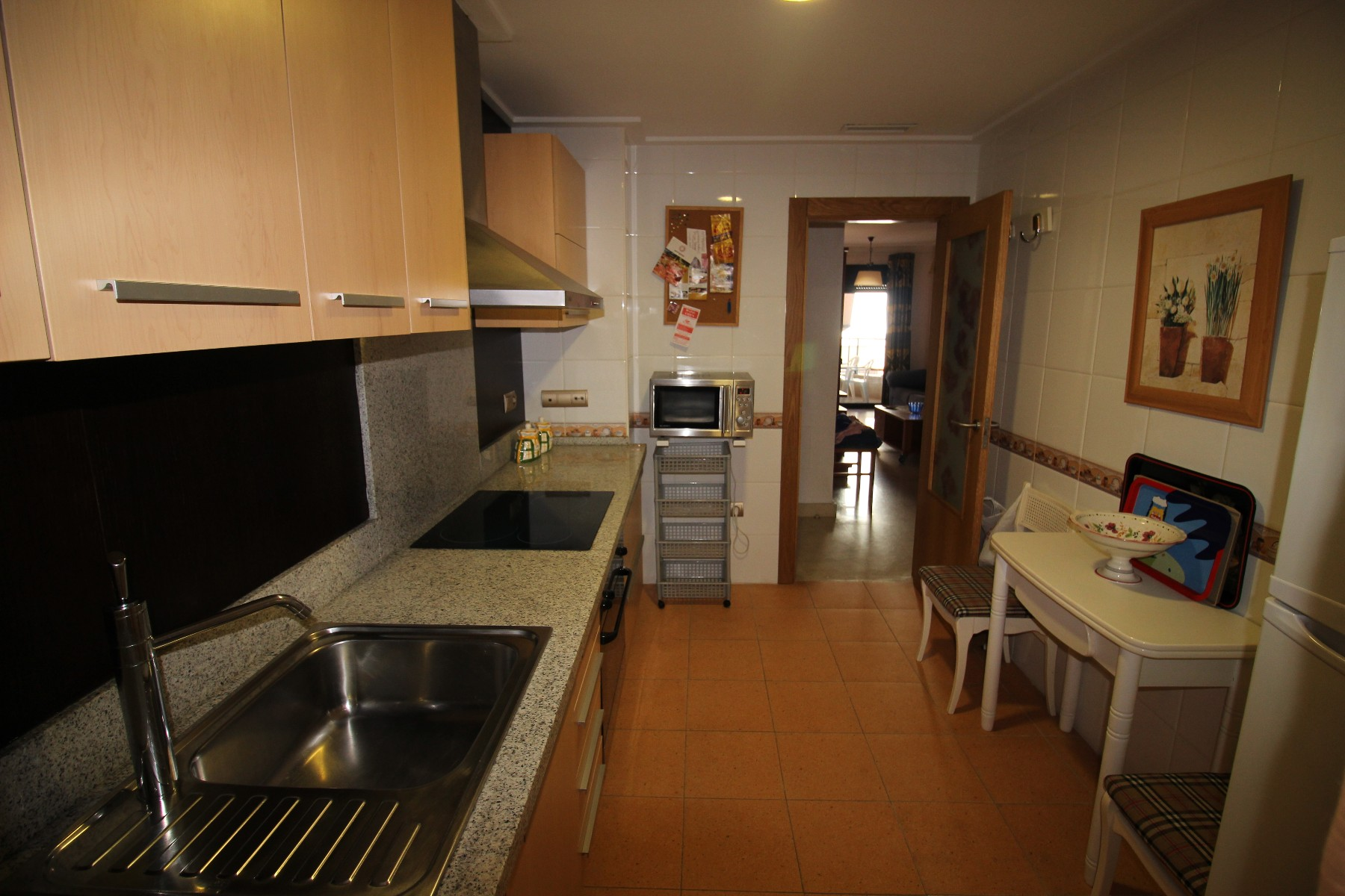 2 bedroom Apartment in Guardamar del Segura - Short Term Rentals in Nexus Grupo