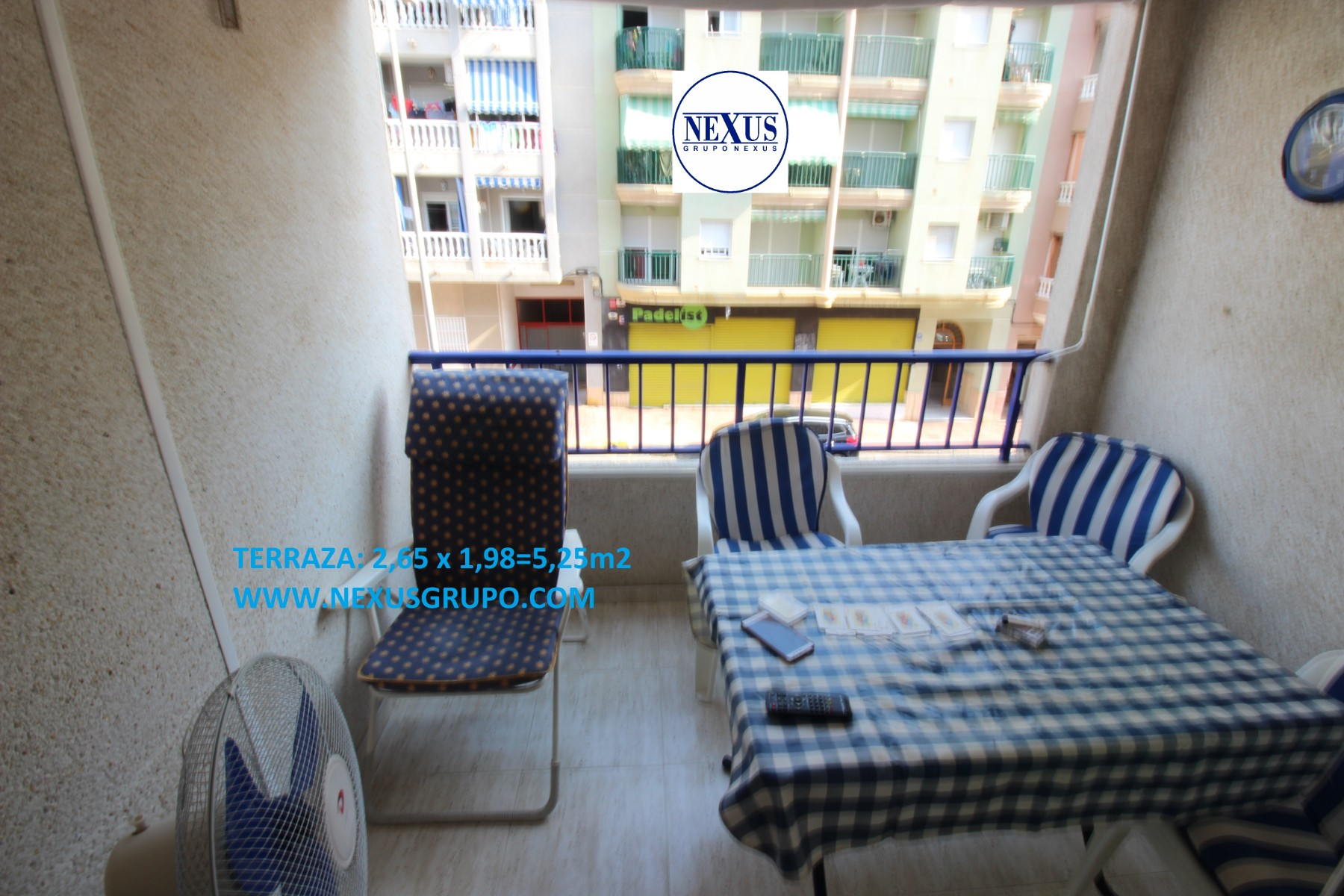 3 Slaapkamer Appartement in Guardamar del Segura - Herverkoop in Nexus Grupo