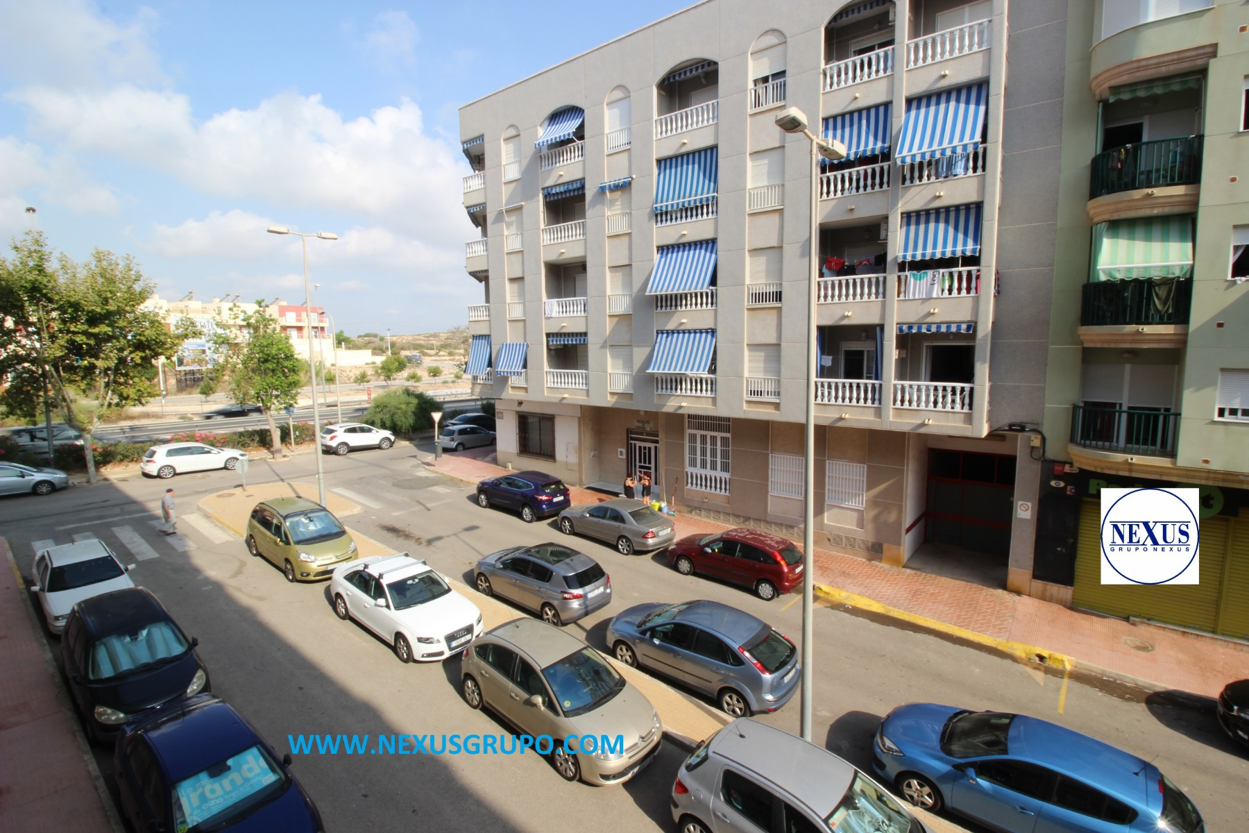 ​Real Estate Group Nexus, Sells excellent and very spacious apartment in Nexus Grupo