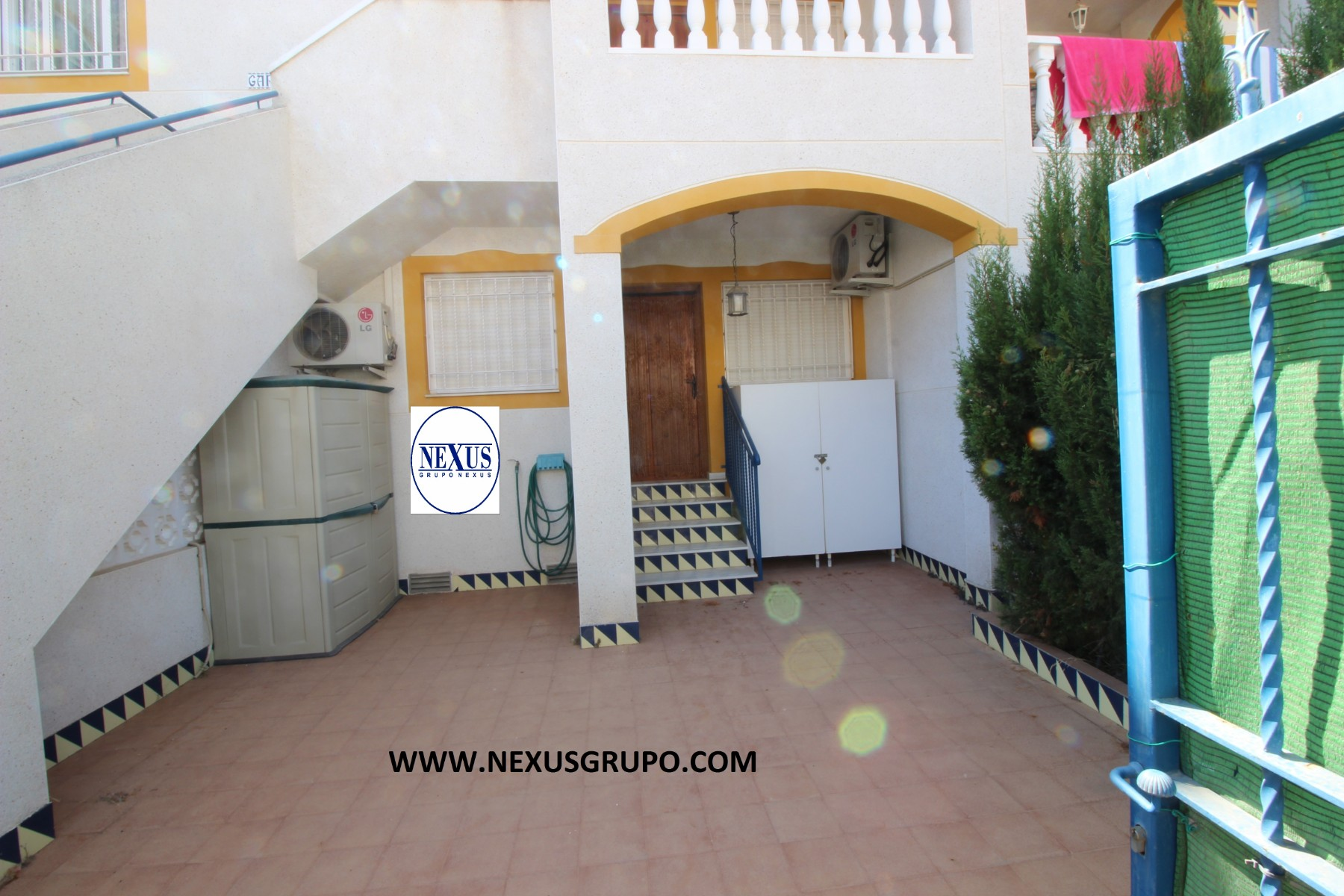 INMOBILIARIA GRUPO NEXUS RENT BUNGALOW IN GROUND FLOOR FOR THE WHOLE YEAR in Nexus Grupo