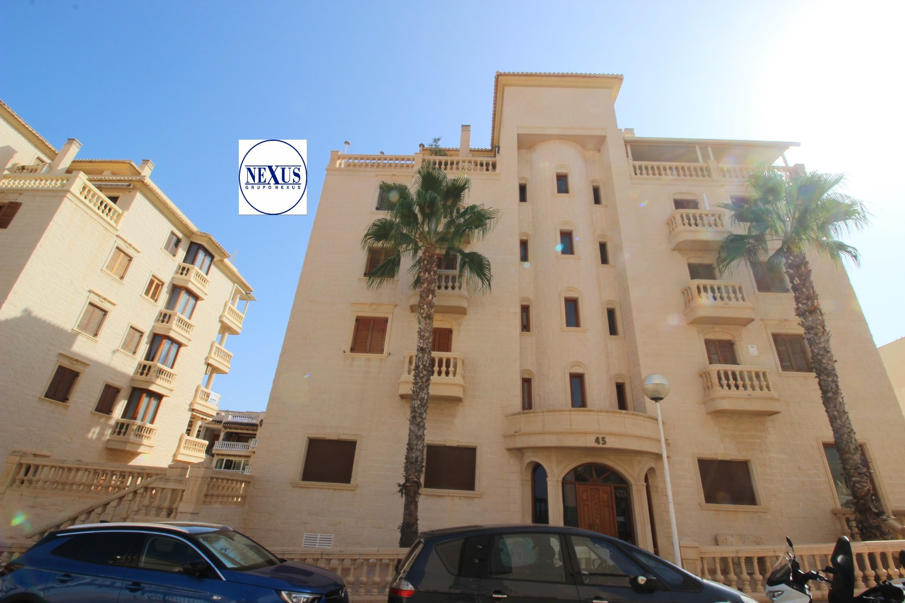 Grupo Nexus Real Estate Rent apartment in Residential Zone for the whole year. in Nexus Grupo