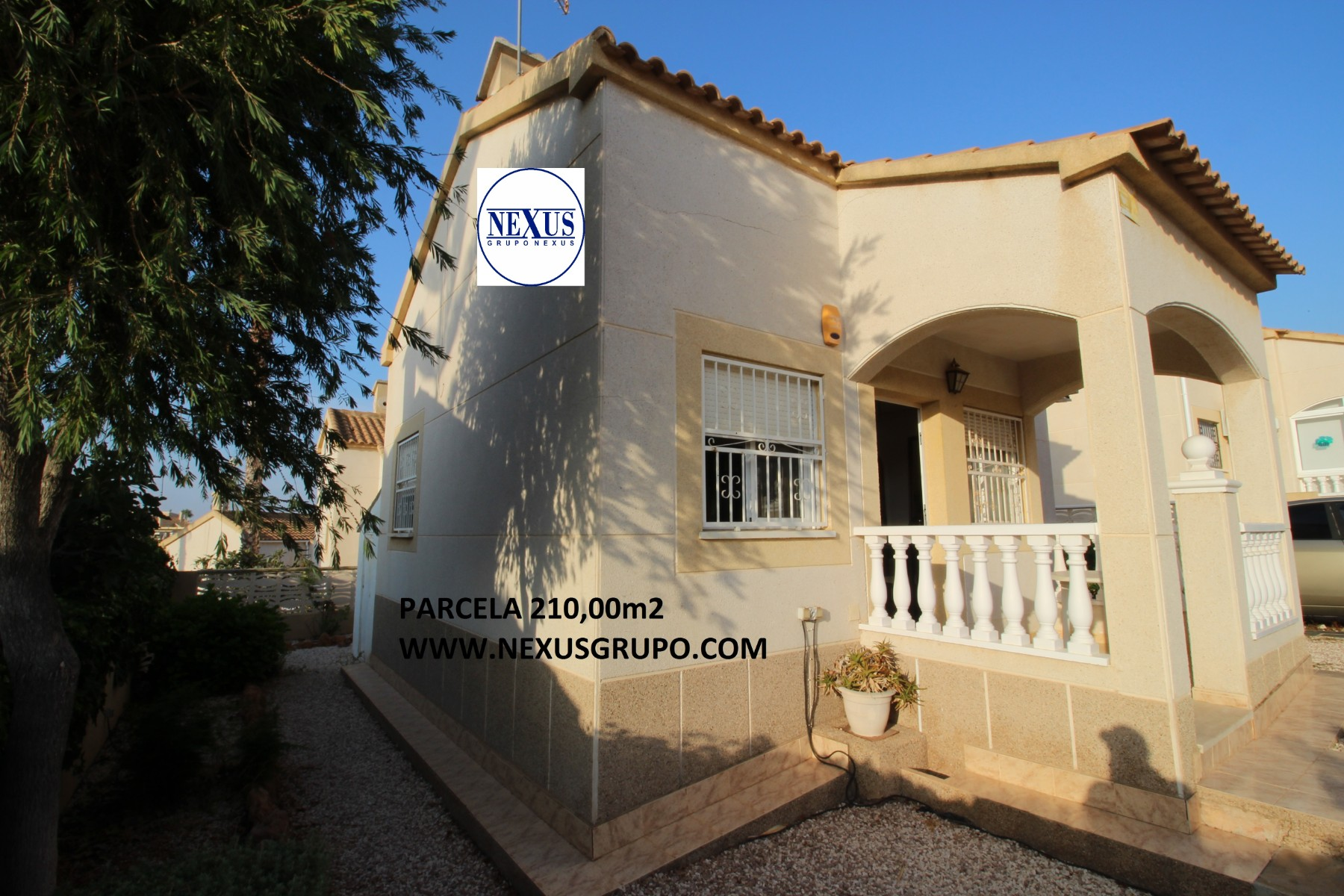 Real Estate Grupo Nexus, Sell Excellent independent villa in Orihuela Costa. in Nexus Grupo