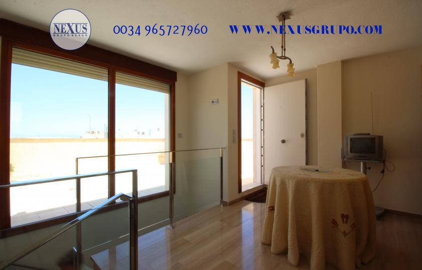 INMOBILIARIA GRUPO NEXUS RENT ATTIC DUPLEX CENTRO DE GUARDAMAR in Nexus Grupo
