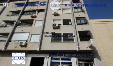 INMOBILIARIA GRUPO NEXUS SELLS APARTMENT WITH 3 BEDROOMS AND TWO BATHROOMS IN AVENIDA DE MADRID 12 in Nexus Grupo