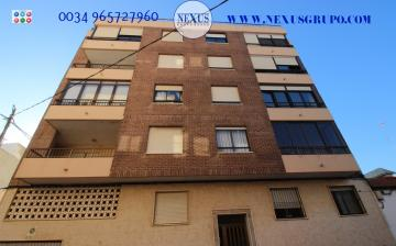 DO YOU WANT TO LIVE IN A LARGE AND SPACIOUS APARTMENT? WE RENT YOU THIS APARTMENT FOR THE WHOLE YEAR IN GUARDAMAR DEL SEGURA   in Nexus Grupo