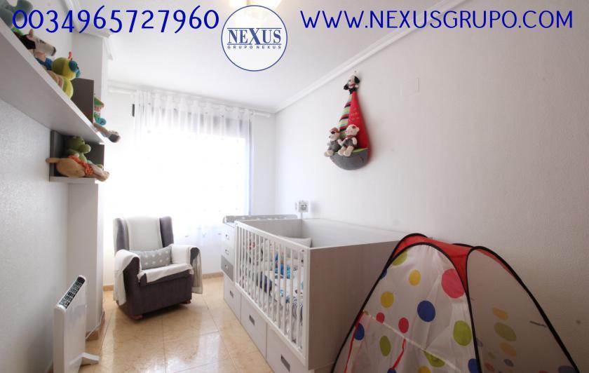 INMOBILIARIA GRUPO NEXUS SELLS EXCELLENT APARTMENT IN SAN EUGENIO STREET, GUARDAMAR DEL SEGURA in Nexus Grupo