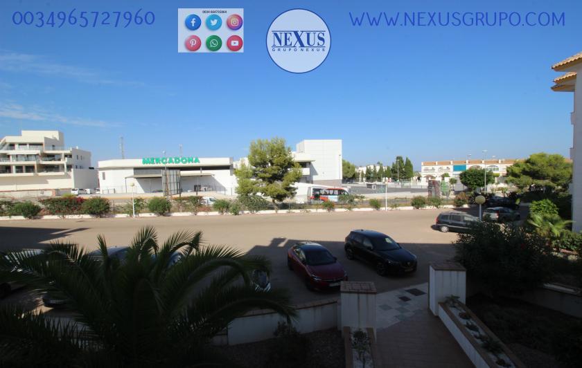 APARTMENT FOR RENT ALL YEAR ROUND IN DEHESA DE CAMPOAMOR in Nexus Grupo