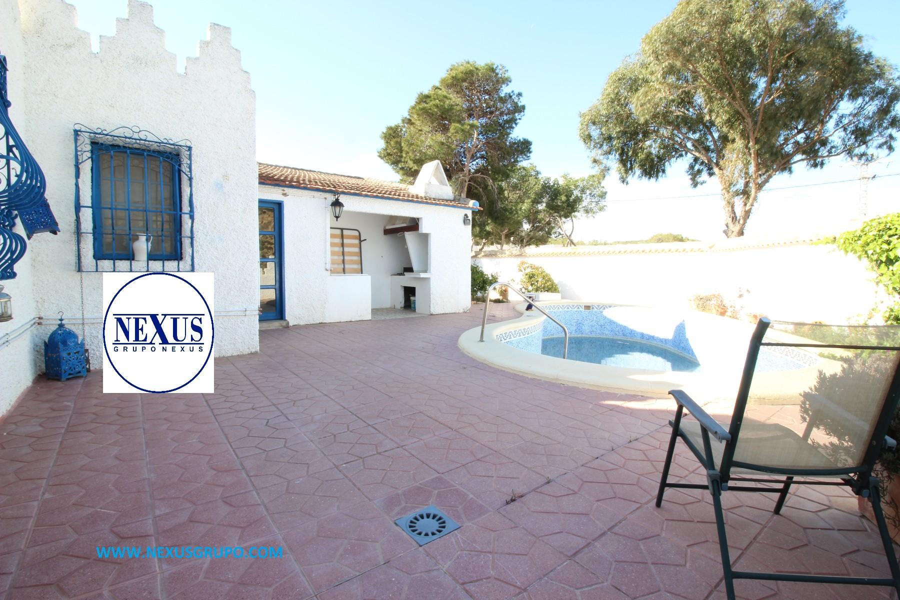 INMOBILIAIRIA GRUPO NEXUS SELLS COUNTRY HOUSE