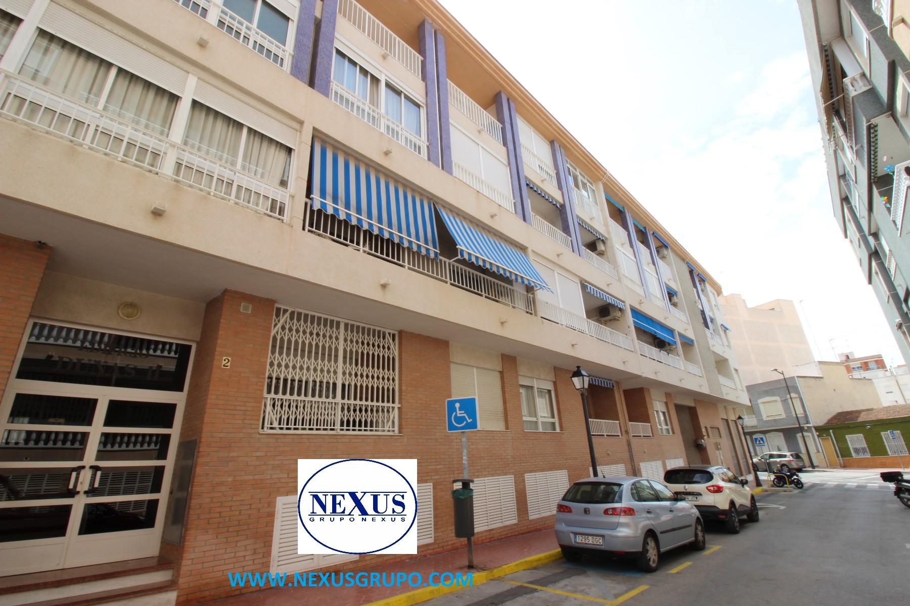 INMOBILIARIA GRUPO NEXUS SELLS EXCELLENT APARTMENT IN GROUND FLOOR
