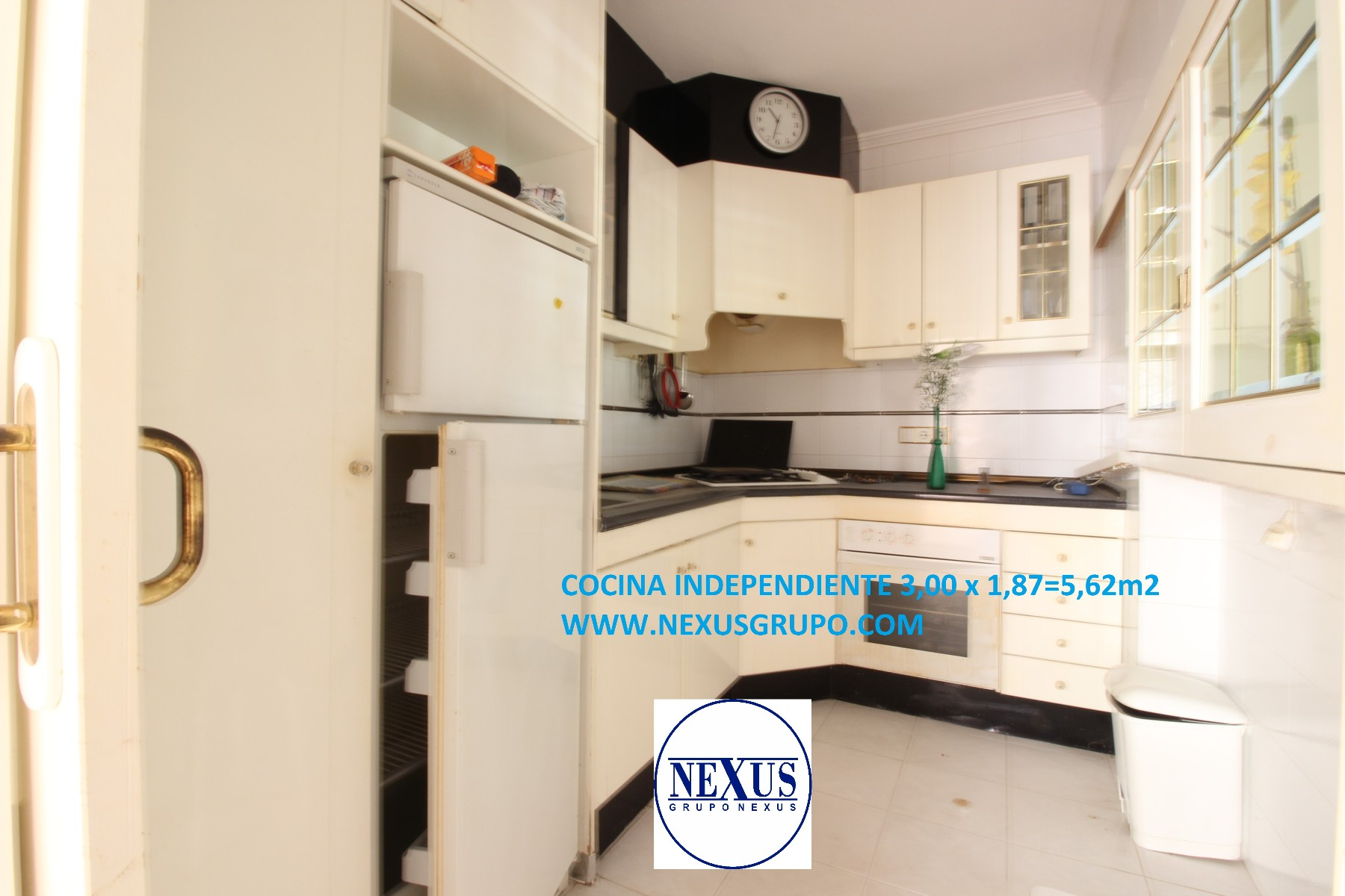 Grupo Nexus State Agency sells  Ground Floor Bungalow in Pórtico Mediterráneo Residential Area.