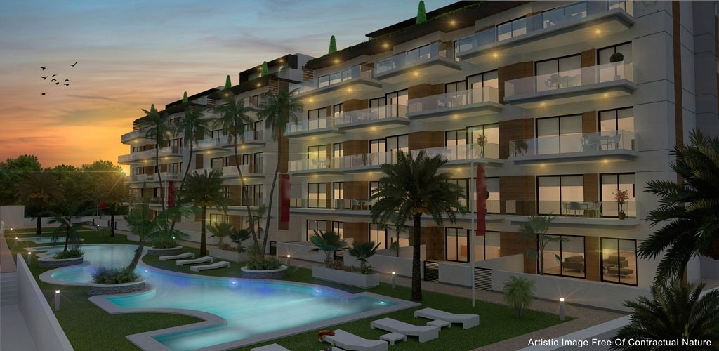 INMOBILIARIA GRUPO NEXUS SELLS EXCELLENT LUXURY PROMOTION NEAR THE BEACH