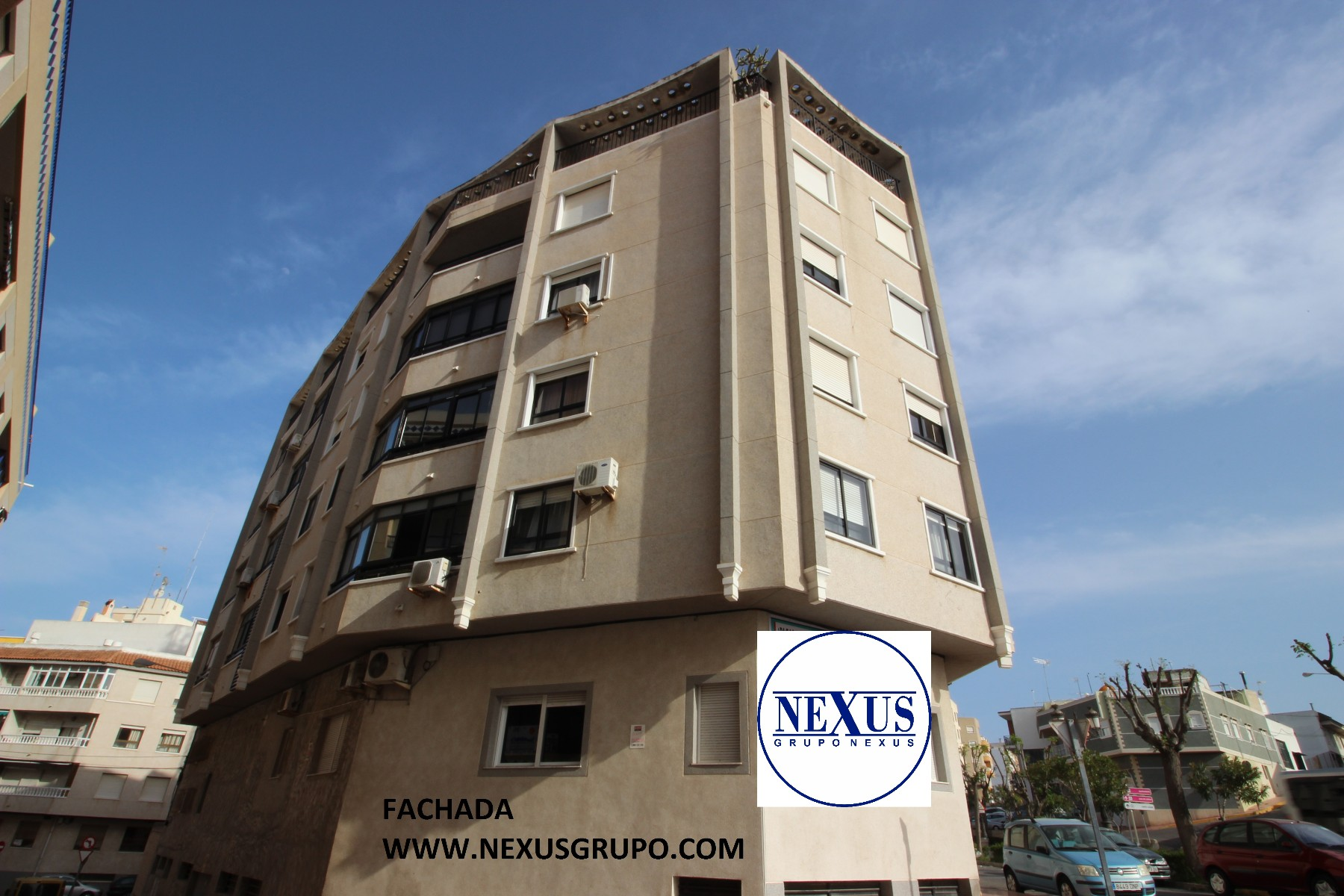 INMOBILIARIA GRUPO NEXUS SELLS EXCELLENT APARTMENT IN TOWN