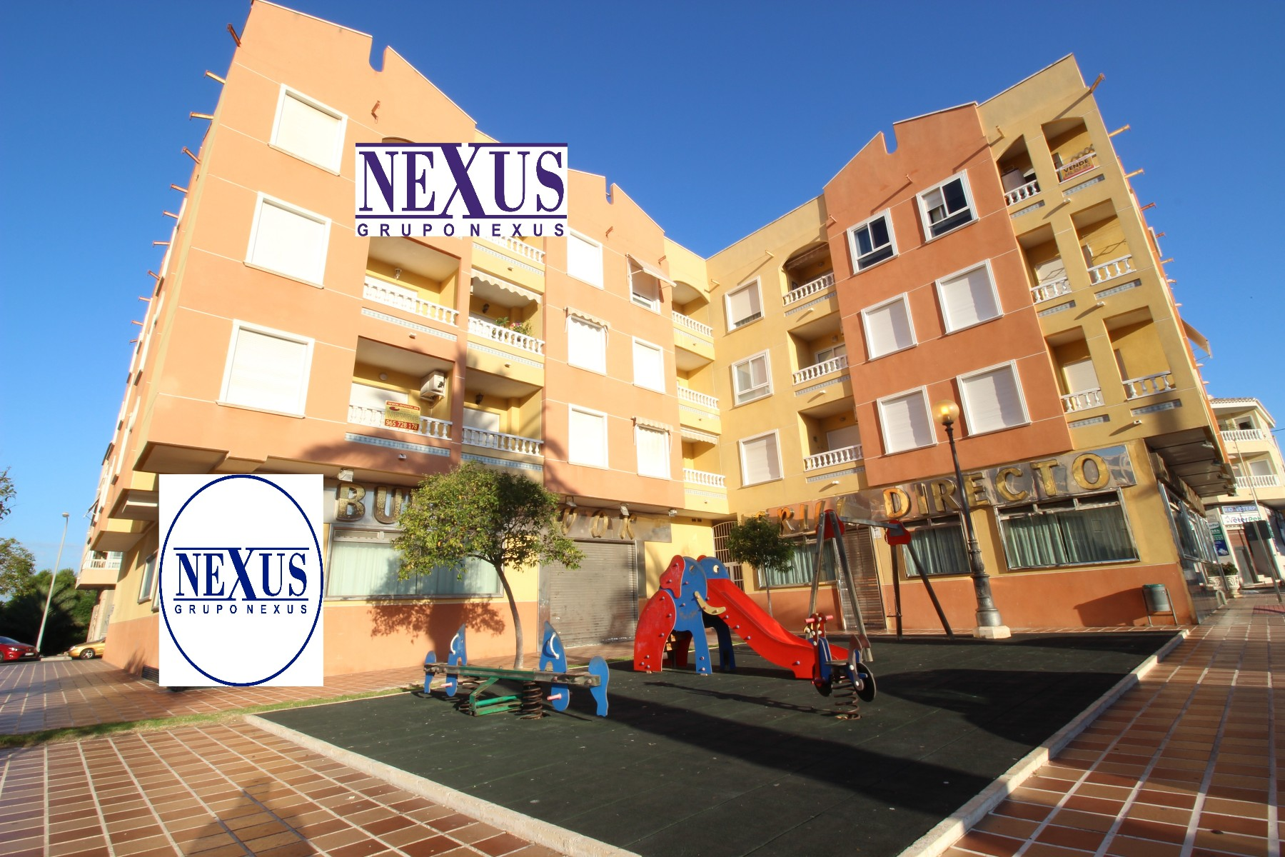 Grupo Nexus Real Estate Agency in social networks