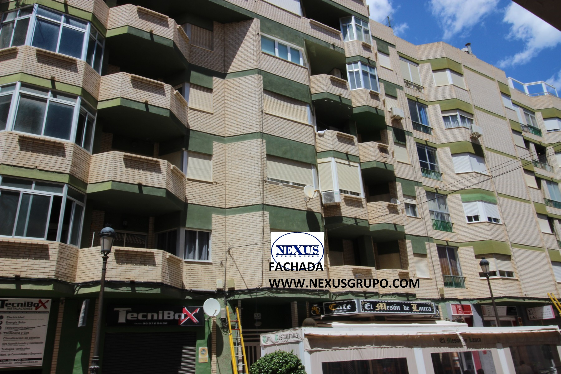 GRUPO NEXUS ESTATE AGENCY SELLS AN EXCELLENT RENOVATED APARTMENT!