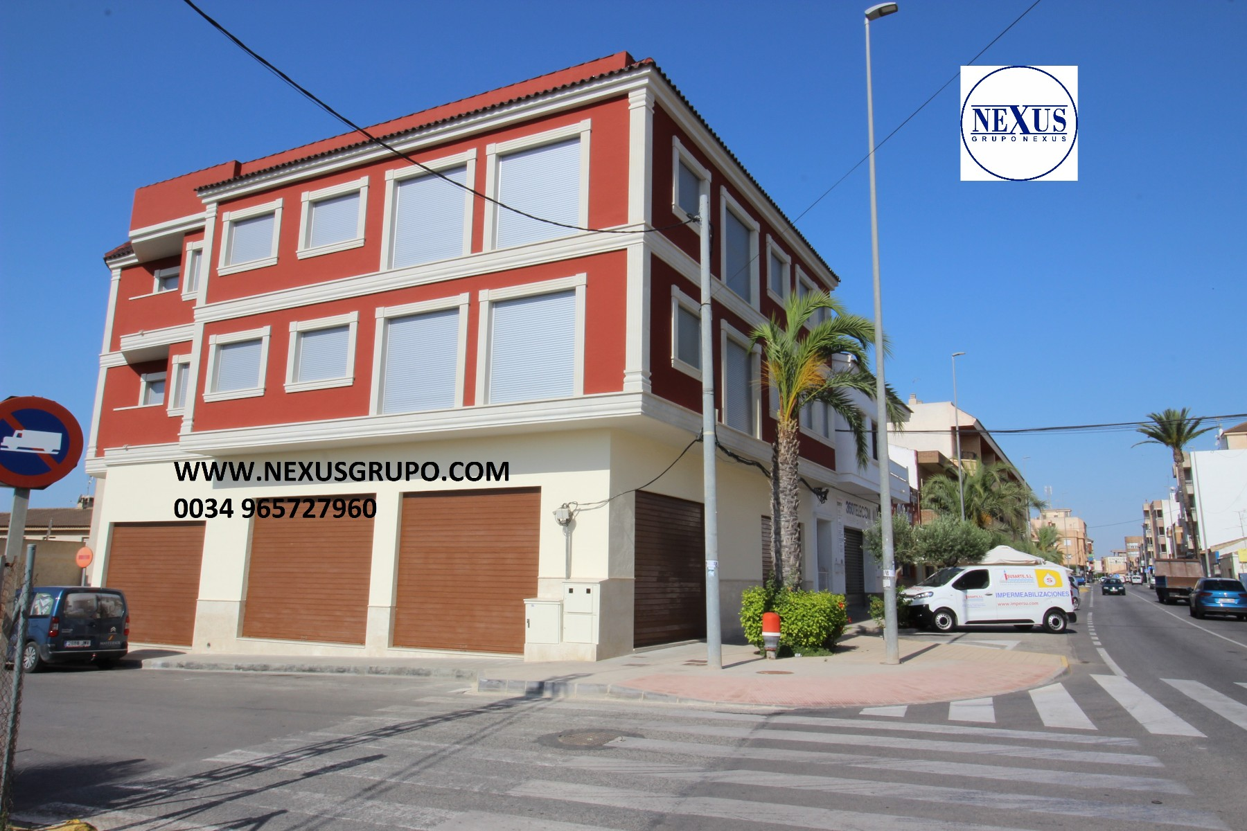 GRUPO NEXUS REAL STATE  sells six new construction apartments