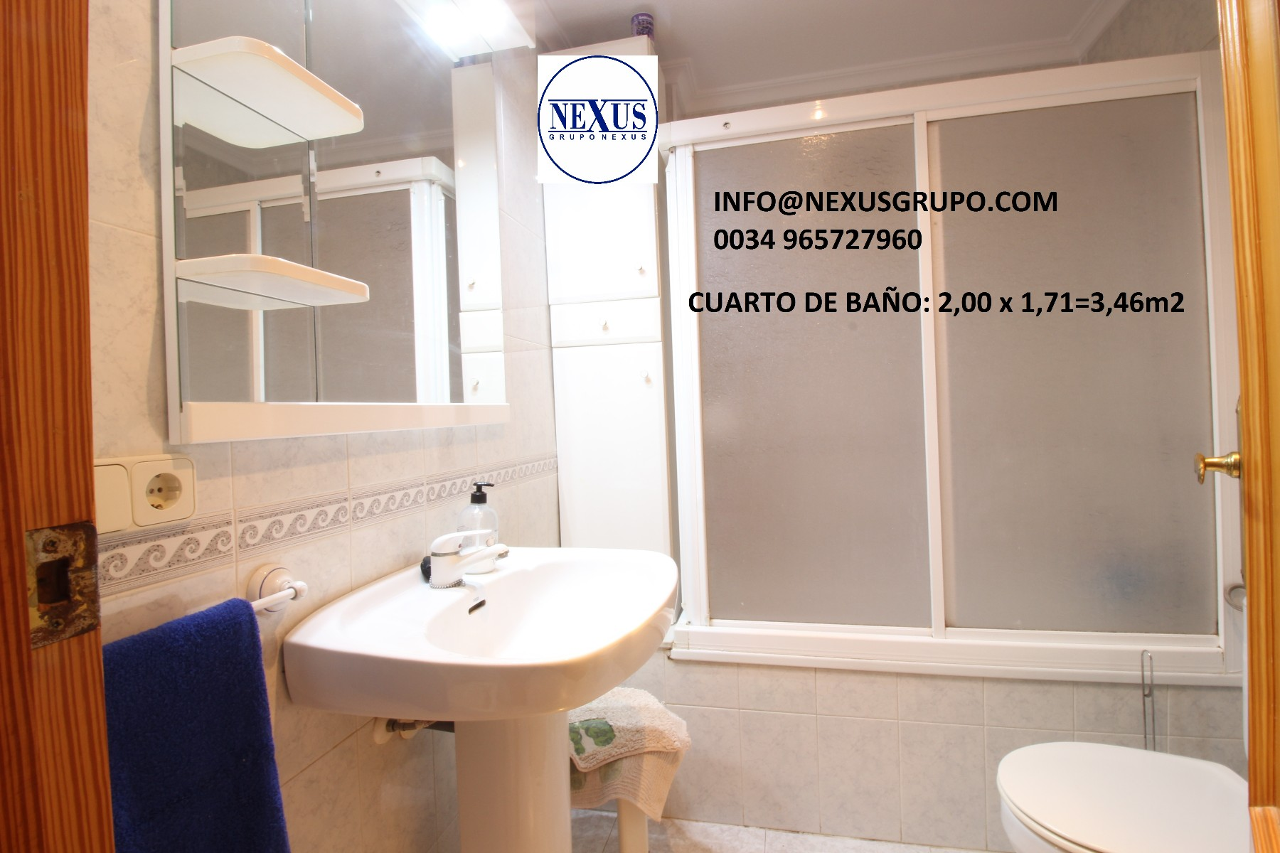 ​Real Estate Group Nexus, Sell Excellent apartment near the Mercadona.