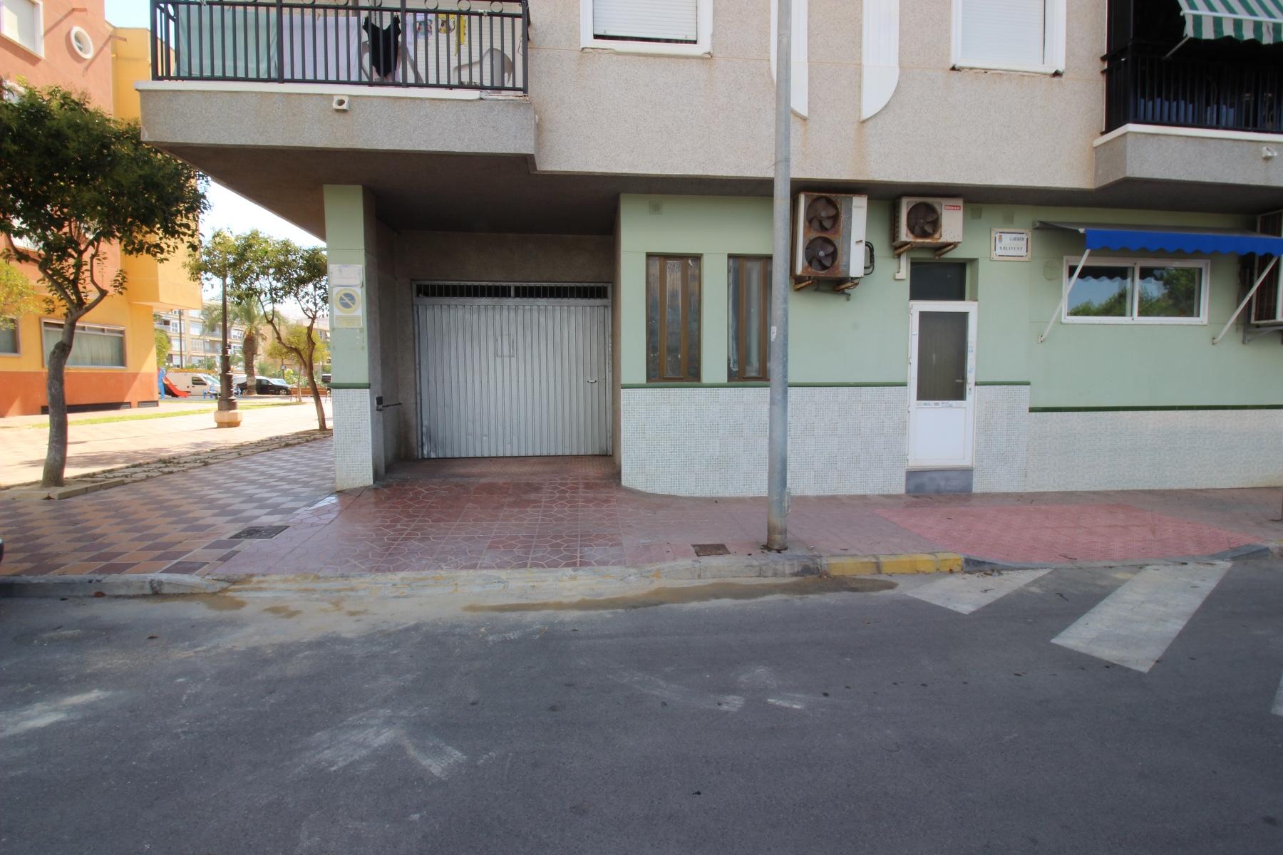 Underground parking in Guardamar del Segura in Nexus Grupo