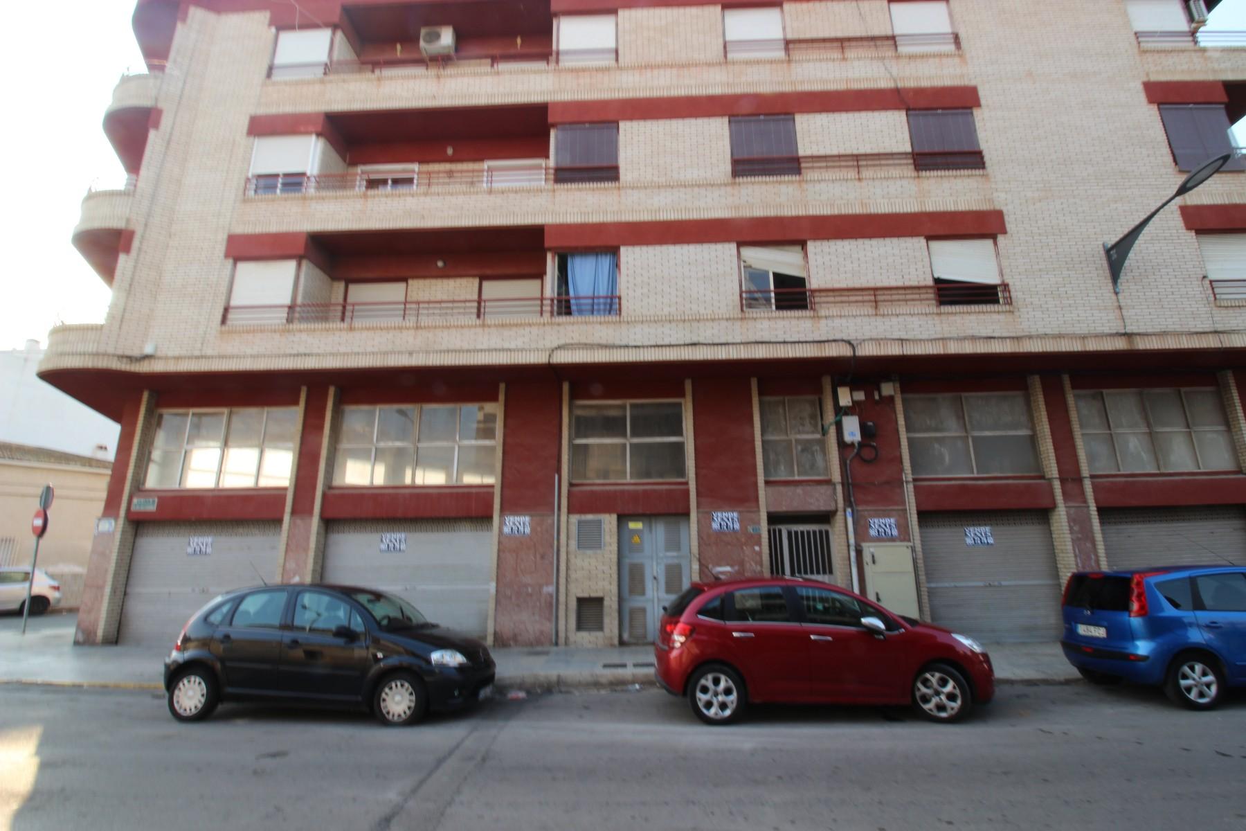 Business premises in Almoradi in Nexus Grupo
