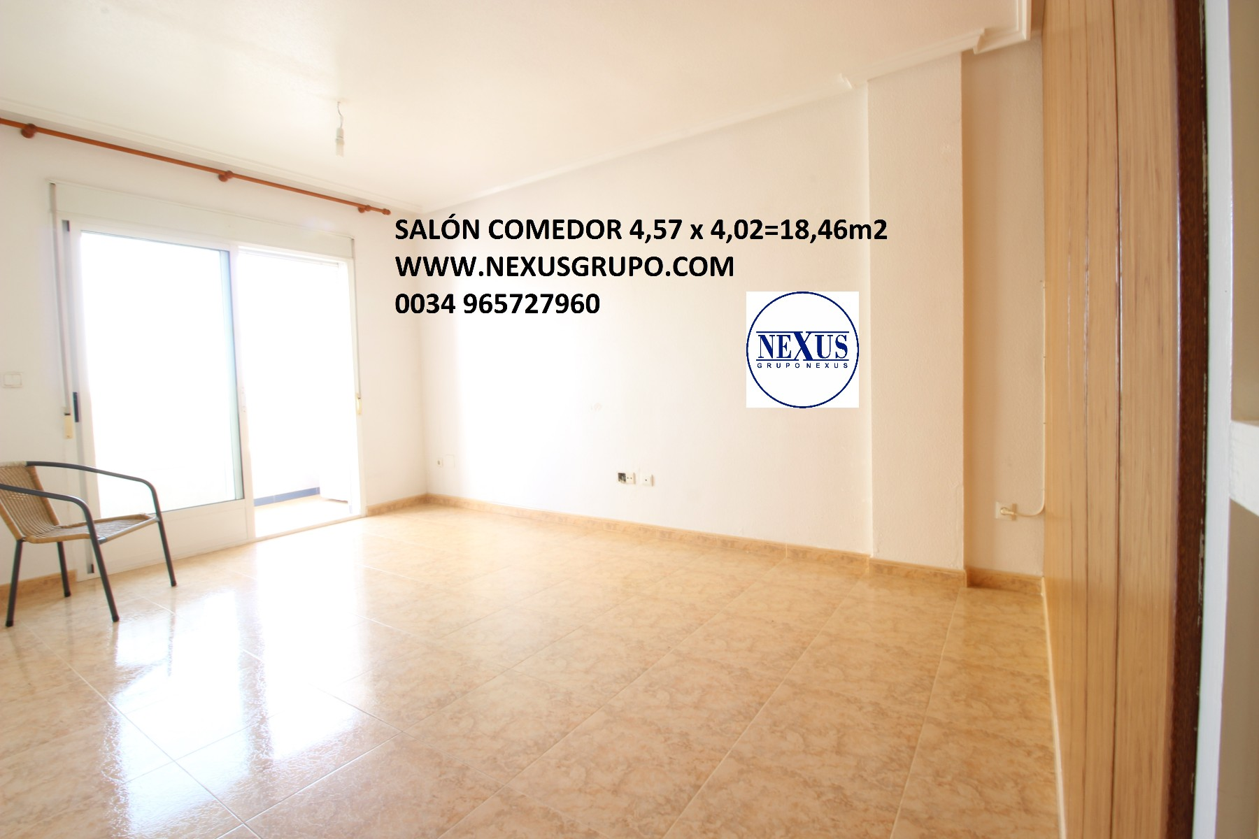 2 Slaapkamer Appartement in Zona Norte - Herverkoop in Nexus Grupo